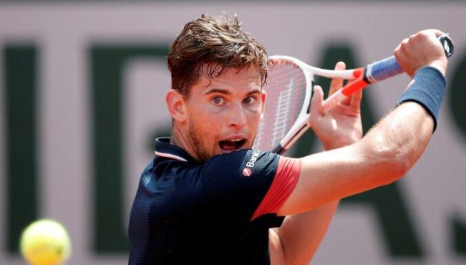 Австриец Доминик Тим выиграл US Open, обыграв в финале Александра Зверева
