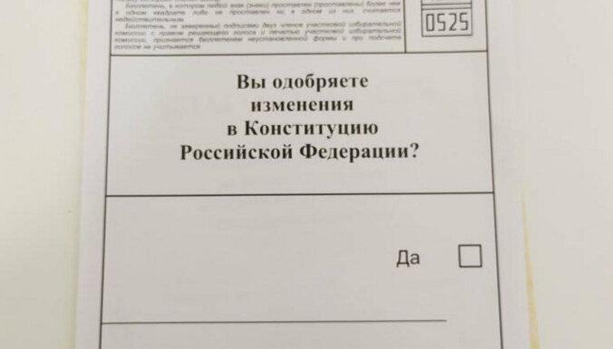 Оппозиционный журналист получил перелом на избирательном участке в Петербурге