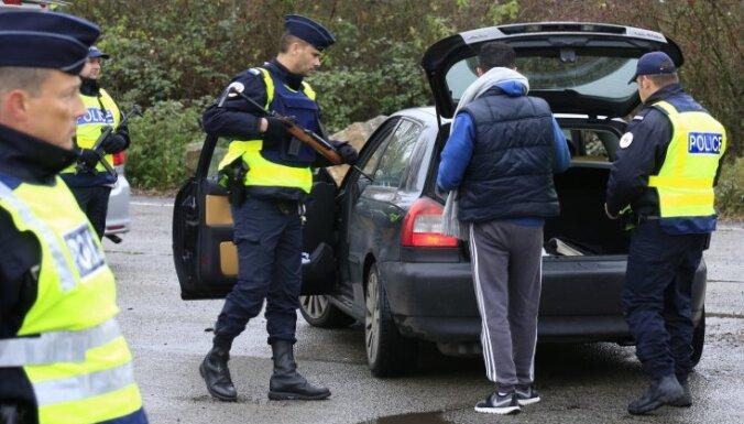 Во Франции нелегальные торговцы оружием убили таможенника