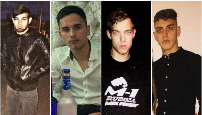 Aizdomās par nozieguma izdarīšanu policija meklē četrus vīriešus