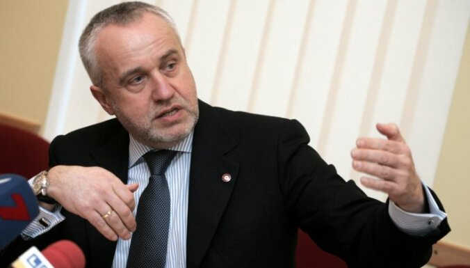 Сейм: самый активный оратор— Андрис Шкеле