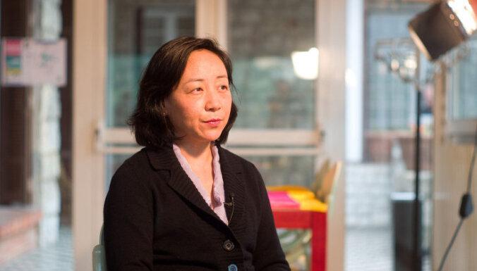 Tibetas trimdas ārlietu ministre: Latvijas tauta zinātu, kāda ir morāli pareizā rīcība