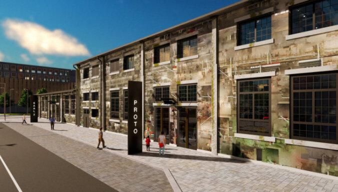 ФОТО: В Таллинне в литейном цехе завода Ноблесснер откроют новый познавательно-развлекательный музей