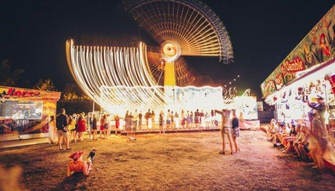 Foto: festivālu 'Summer Sound' apmeklējuši 23 tūkstoši cilvēku