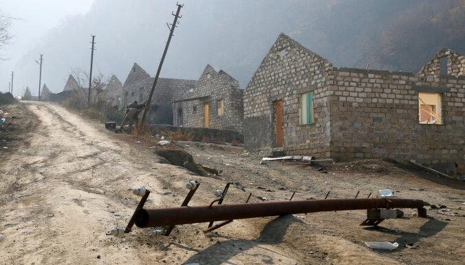 Armēnija: Kalnu Karabahas konflikts nav atrisināts