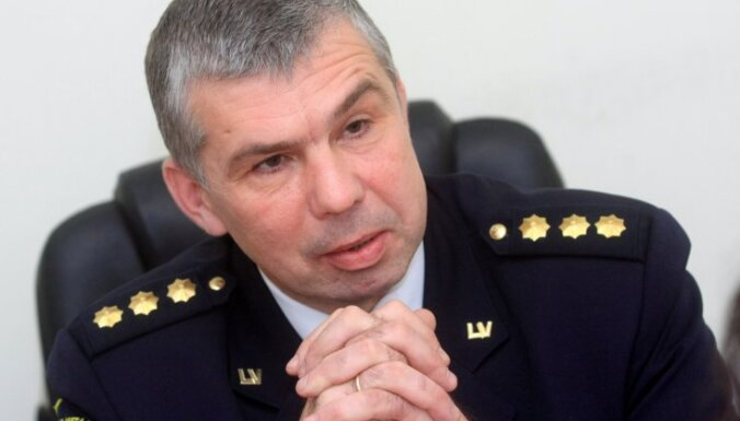 Finanšu policijas vadītājs Ceipe pametis VID