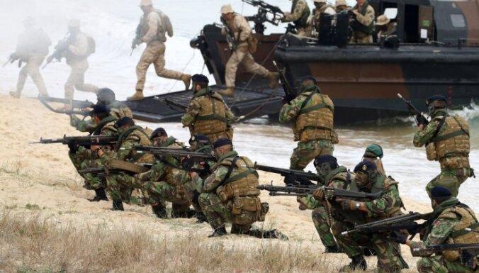 СМИ: Как выглядела бы война между НАТО и Россией в Прибалтике