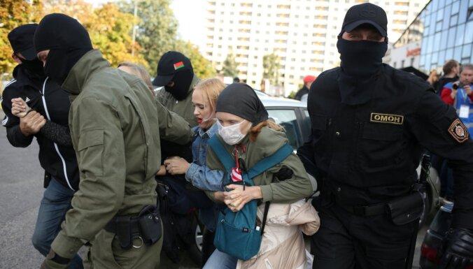 В Беларуси возбуждено более 400 уголовных дел в связи с акциями протеста