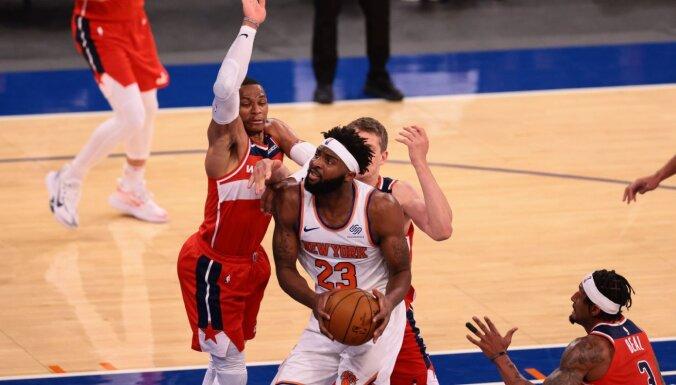 'Wizards' piedzīvo jau septīto zaudējumu astoņās spēlēs
