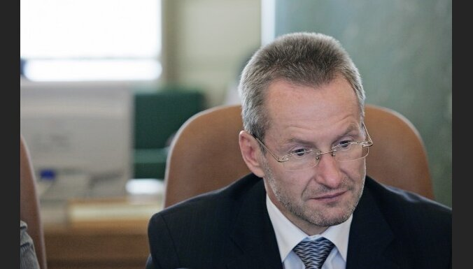 Veselības ministrs Ivars Eglītis demisionē