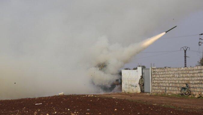 В результате авиаудара в Идлибе погибли турецкие военные