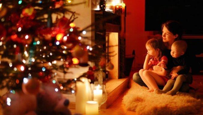 Nenozodz Ziemassvētkus sev un apkārtējiem: kā uzburt īpašo svētku sajūtu pašai