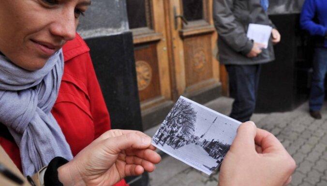 Aicina uz bezmaksas ekskursijām pa vietām, kur Rīgā 2. pasaules kara laikā slēpti cilvēki