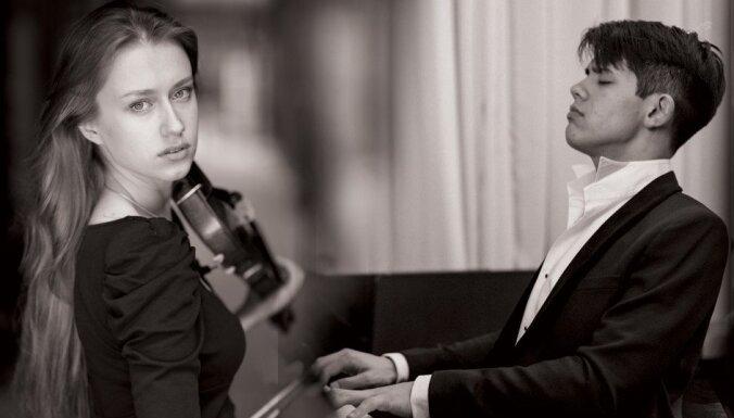 'Jūrmalas festivālā' uzstāsies jaunās klasiskās mūzikas zvaigznes