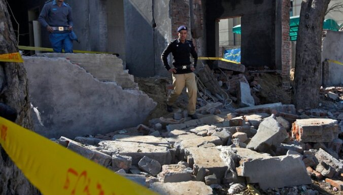 Двойной теракт в Пакистане – более 60 погибших