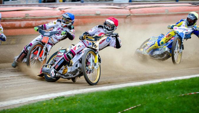 Латвийский гонщик рвется за золотом чемпионата Европы