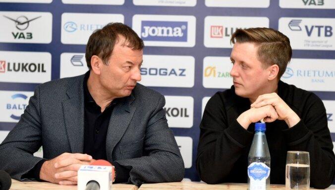VTB līgas prezidents skaidro pārpratumu ar 'VEF Rīga'; klubs pauž uzticību čempionātam