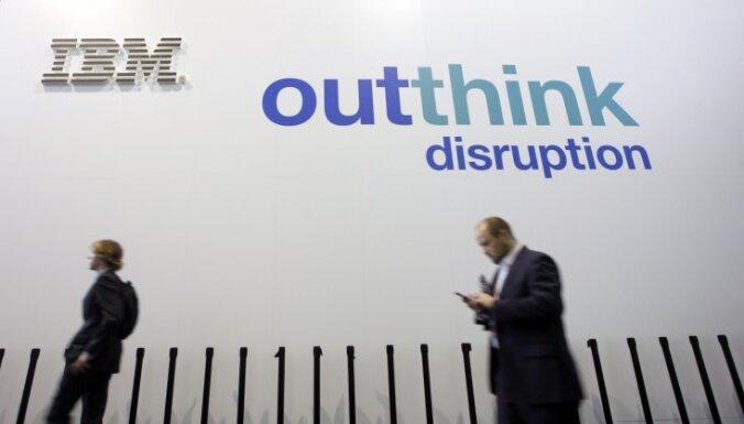 'IBM': mikroshēmu trūkums varētu ilgt vēl divus gadus