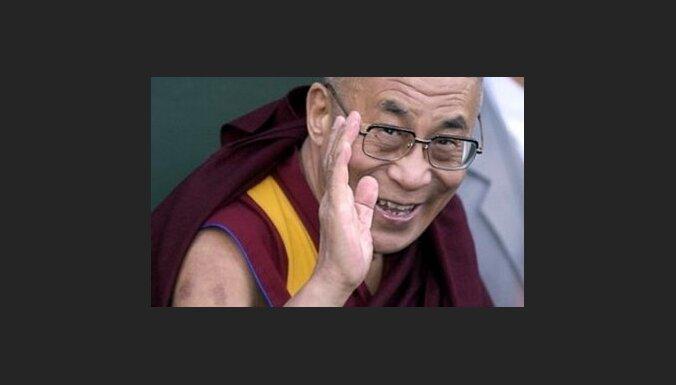 Obama tiekas ar Dalailamu