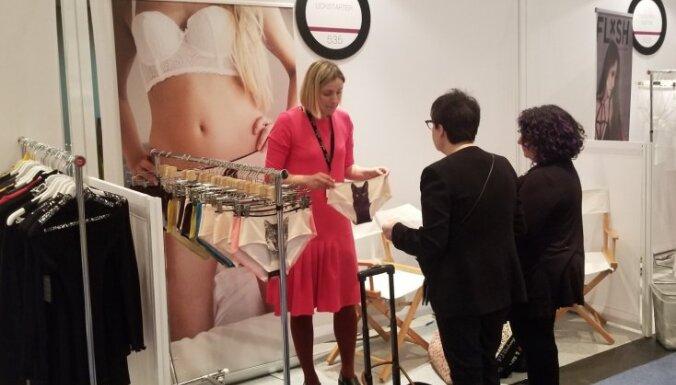 Latvijas uzņēmēji ASV: ar pikantās veļas zīmoliem mēģina iekarot tirgu