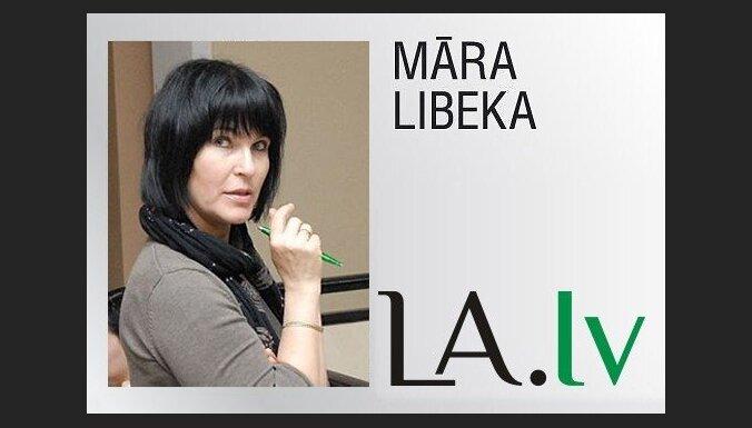 Māra Libeka: Grib, bet nespēj. Spēj, bet negrib