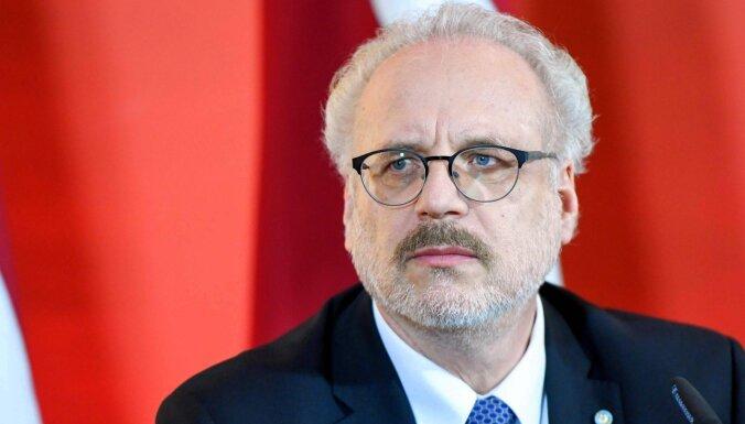 Левитс: Санкции показали, что в Латвии не было политической воли навести порядок