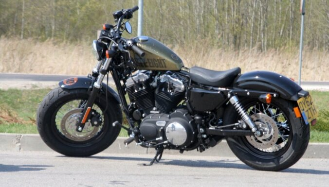 """""""Sportster Forty-Eight"""""""