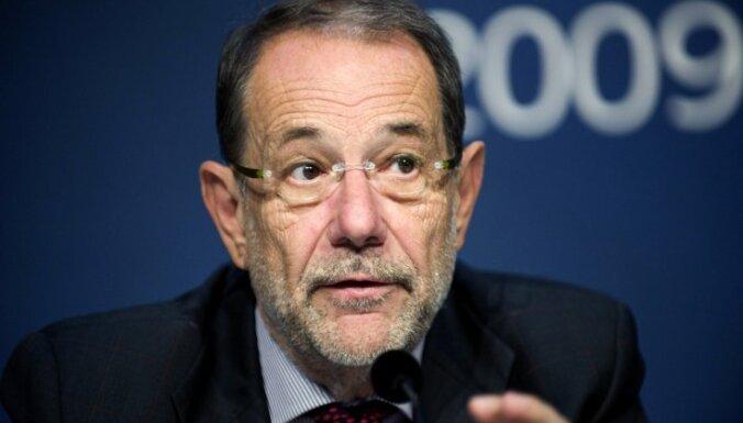 Eiropas Savienībai jākļūst par dalībvalstu prioritāti, uzskata Havjers Solana