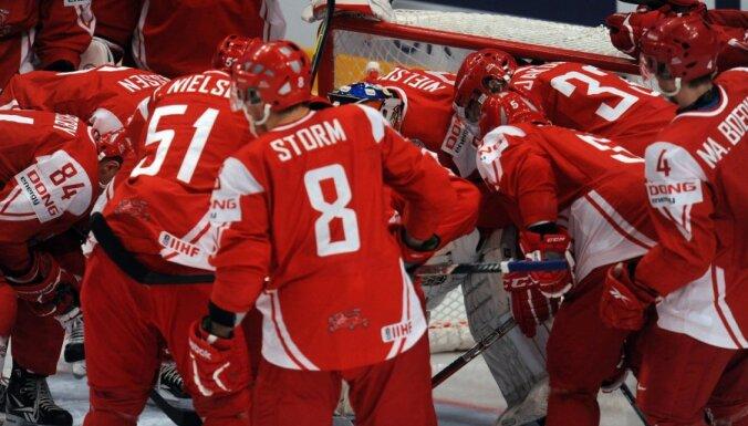Датчанам помогут в Москве три игрока из НХЛ