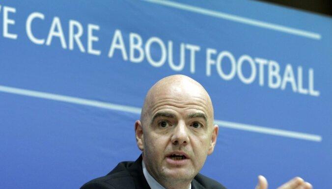 В ФИФА намекнули, что США может не получить ЧМ-2026