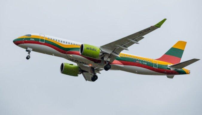 No Lietuvas maijā varētu atsākties pasažieru aviosatiksme; plāno lidot arī 'airBaltic'
