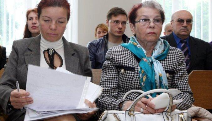Каргина пытается взыскать с юриста 50 тысяч евро