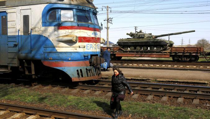 Saeimas Ārlietu komisija aicina panākt Krimas deokupāciju