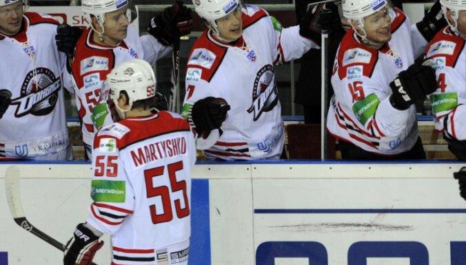 'Donbass' un 'Lev' sērijas sestā spēle notiks Doņeckā