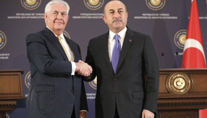 Турция предложила США разместить в Сирии совместный контингент