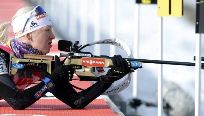 Быстроногая финка выиграла гонку преследования в Эстерсунде