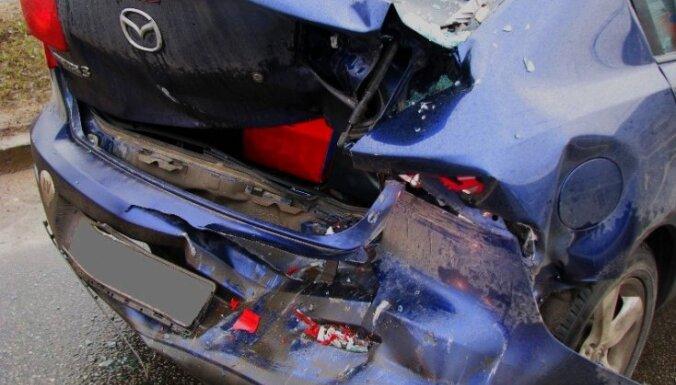 Из-за снегопада в Канаде столкнулись 47 машин, 64 человека пострадали