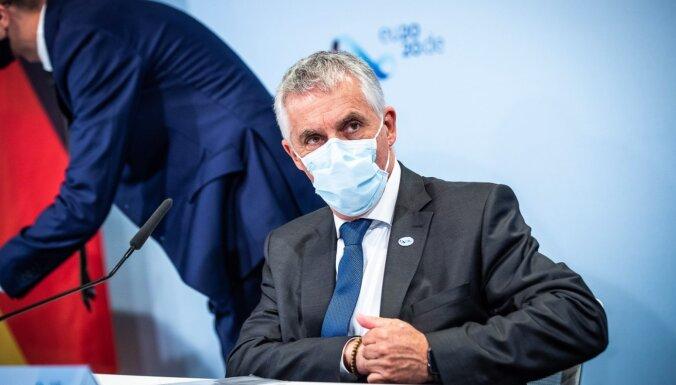 Koalīcijas nesaskaņu dēļ Slovēnijas valdību pamet veselības ministrs