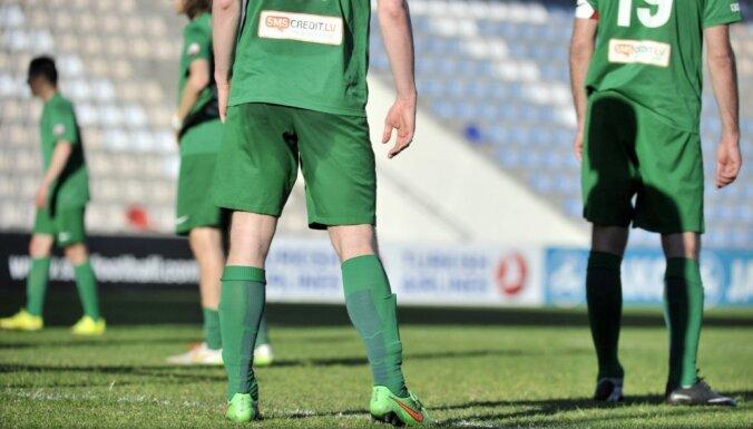 Virslīgas pastarīšu duelī 'Metta'/LU sīvā cīņā uzvar 'Babīte'/'Dinamo' futbolistus