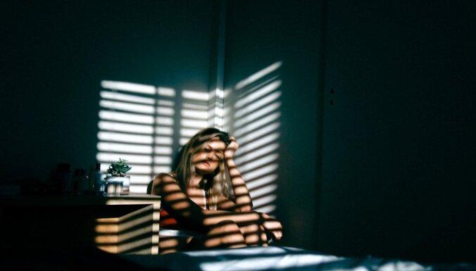 Atpazīsti pazīmes, kas liecina par depresiju