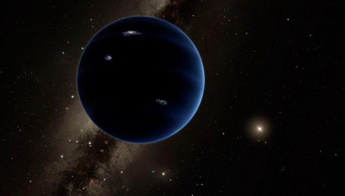 Доказано существование девятой крупной планеты Солнечной системы