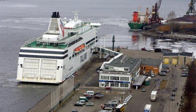 'Tallink' šajā gadā varētu neatsākt kuģu satiksmi maršrutā Rīga-Stokholma