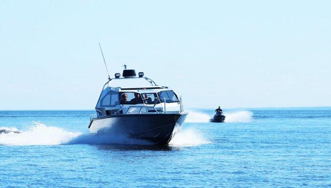 Компания Рижского порта производит алюминиевые скоростные катера премиум-класса