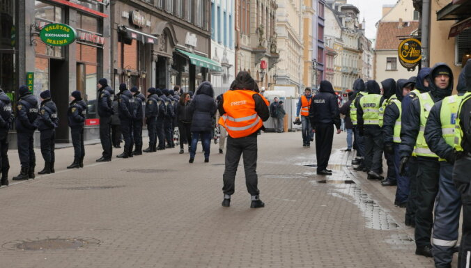 Доклад ПБ о 16 марта: Латвию попытаются дискредитировать