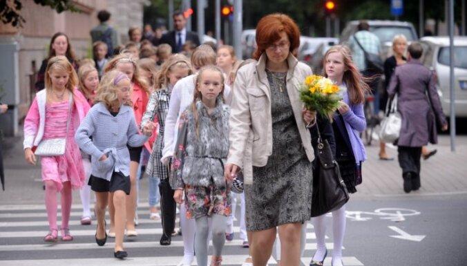 LVA: 60% учеников школ нацменьшинств хорошо знают латышский язык
