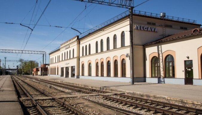 Jelgavā atzīmēs dzelzceļa līnijas Rīga-Jelgava 150.gadskārtu