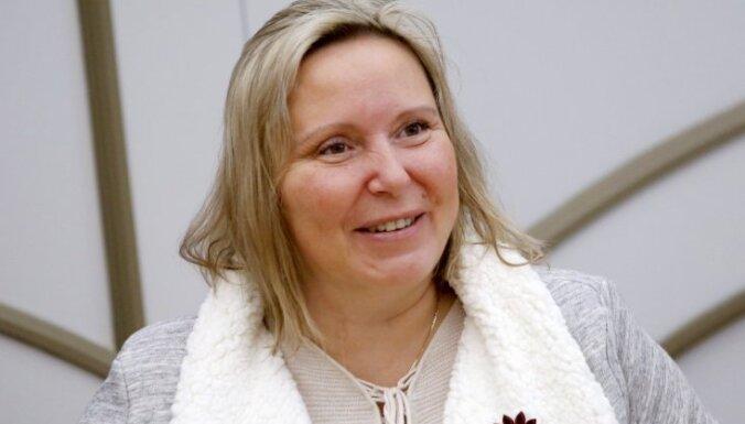 Daiga Dadzīte atkārtoti ievēlēta Latvijas Paralimpiskās komitejas prezidentes amatā
