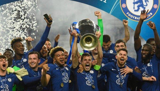 """Лондонский """"Челси"""" второй раз в истории выиграл футбольную Лигу чемпионов"""
