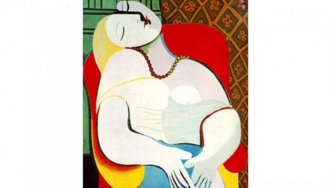 Продырявленную картину Пикассо продали за 155 млн долларов