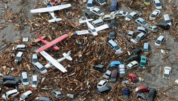 Zemestrīce Japānā izraisījusi avāriju atomelektrostacijā